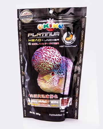 Okiko Platinum Head Huncher 100G