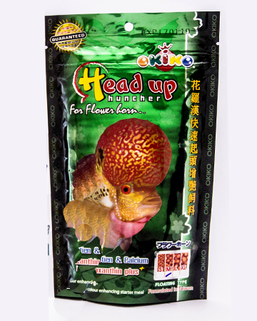 OKIKO HEAD UP HUNCHER 100G