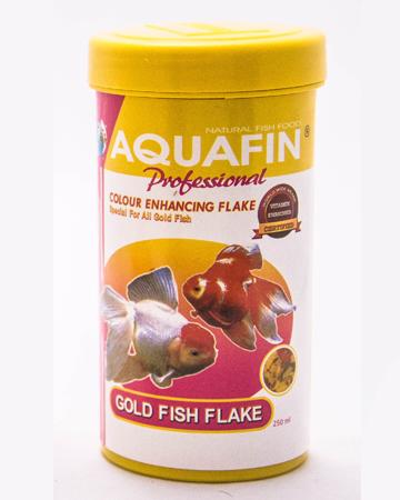 AQUAFIN GOLD FISH FLAKE