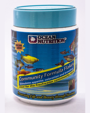 OCEAN NUTRITION COMMUNITY FORMULA FLAKES