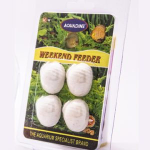 Aquadine Weekend Feeder Holiday Food (20 Grams)