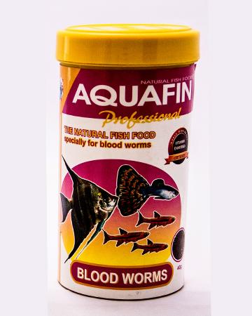 AQUAFIN BLOOD WORMS