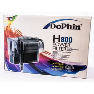 Dolphin Hang on Power Filter H- 800