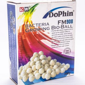 DOPHIN BACTERIA GROWING BIO BALL FM908 500GM