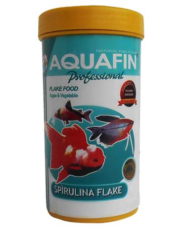 AQUAFIN SPIRULINA FLAKE