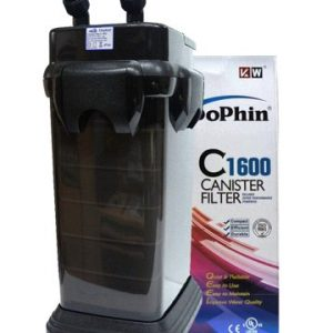 DOPHIN CANISTER FILTER MODEL C-1600