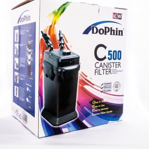 DOPHIN CANISTER FILTER - C - 500
