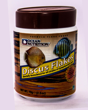OCEAN NUTRITION DISCUS FLAKES 70gm