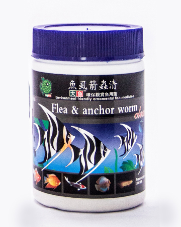 Big Fish FLEA & ANCHOR WORM CLEAR 200 g