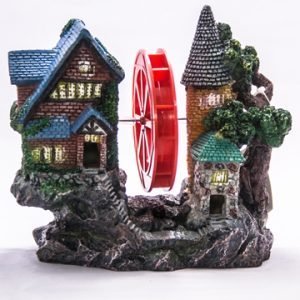Resin Ornament U-360