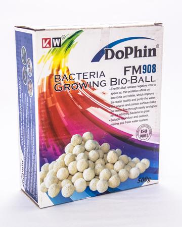 DOPHIN BACTERIA GROWING BIO BALL FM908 500GM